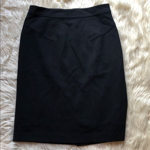 Trina Turk NWT black pencil skirt